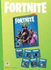 PACK PROMO 1 Album + 25 sobres FORTNITE
