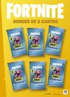 Pack de 10 sobres x 3 cartas FORTNITE