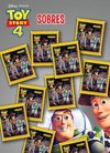 Pack x 25 sobres TOY STORY 4