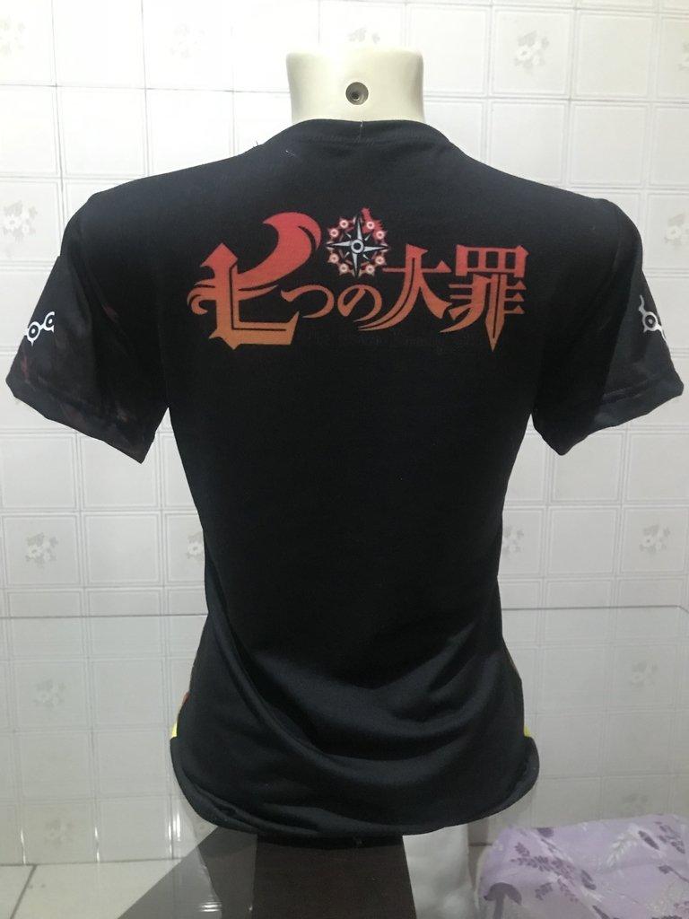 Camiseta Natsu - Modelo 02 - Comprar em Jemone Store 45c8436da22cd