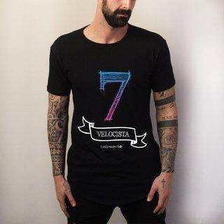 Camiseta 7 Velocista