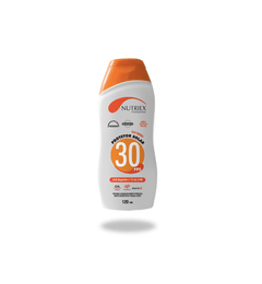 Protetor SOLAR - Nutriex FPS 30 bs 120ml