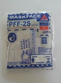 MASCARA MaskFace - PFF2 c/v - Air Safety CA 38954 na internet