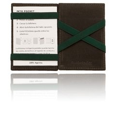 "Billetera IN2 ""Militar"" - comprar online"
