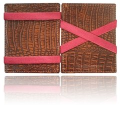 "Billetera iN2 ""Croco Dandy"" - comprar online"