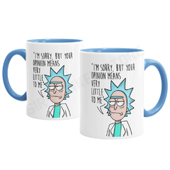 Caneca Rick and Morty - comprar online