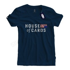 Camiseta House Of Cards - comprar online