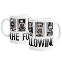 Caneca The Following OUTLET