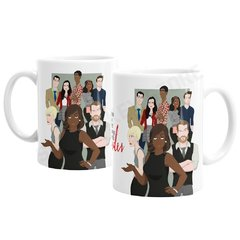 Caneca How to Get Away with Murder - comprar online