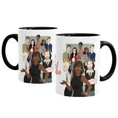 Caneca How to Get Away with Murder na internet