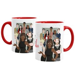 Caneca How to Get Away with Murder