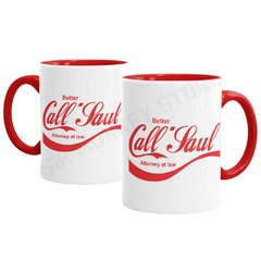 Caneca Better Call Saul na internet