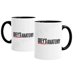 Caneca Grey´s Anatomy na internet