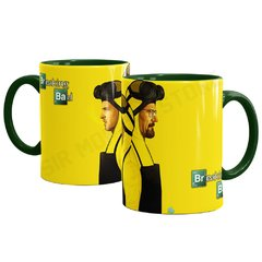 Caneca Breaking Bad - Sir  Monkey | Por onde for, leve seu estilo!