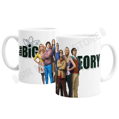 Caneca The Big Bang Theory - comprar online