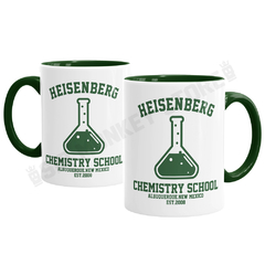 Caneca Breaking Bad na internet