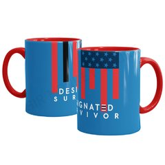Caneca Designated Survivor