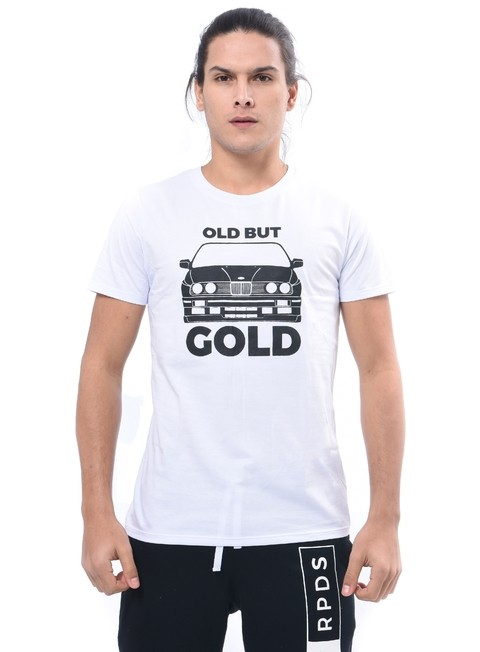 CAMISETA - OLD BUT GOLD