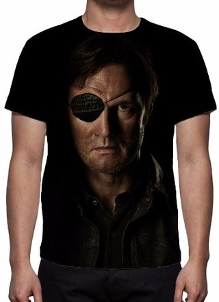 Camisa, Camiseta The Walking Dead - O Go......