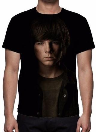 Camisa, Camiseta The Walking Dead - Carl......