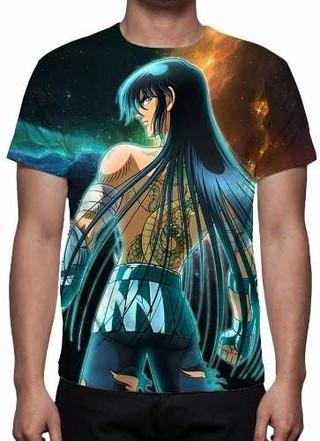 Camisa, Camiseta Cavaleiros Do Zodíaco S......