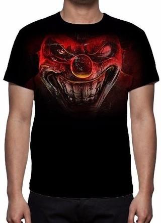 Camisa, Camiseta Game Twisted Metal - Es......