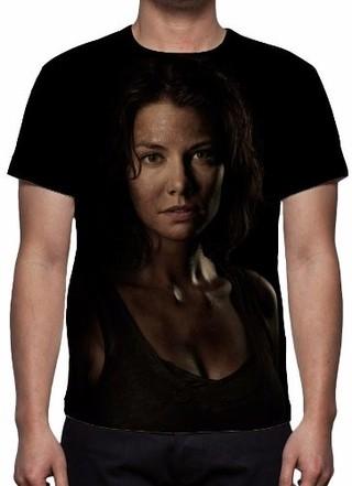Camisa, Camiseta The Walking Dead - Magg......