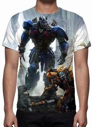 Camisa, Camiseta Filme Transformers O Úl......
