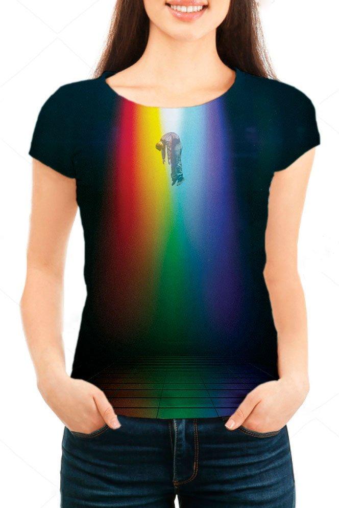 d73fa2022e Camiseta Babylook Feminina Imagine Dragons Evolve