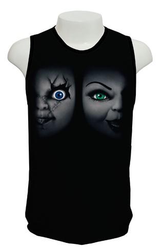 Camiseta A Noiva de Chucky - Regata