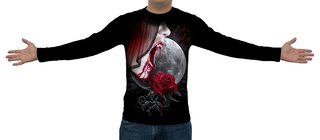 Camiseta Rock Rainha da Noite Mod 02 - M......
