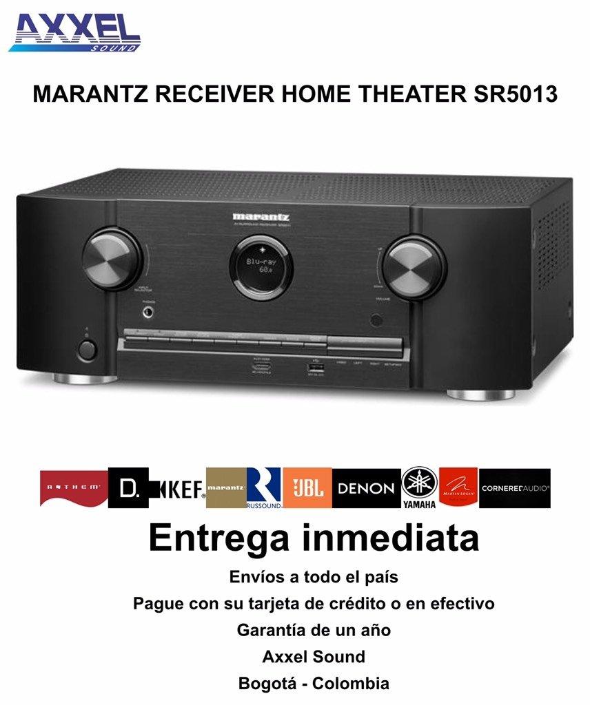 Marantz SR5013 Receiver Home Theater 7 2