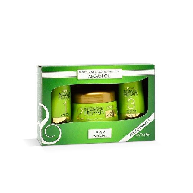 Mini Kit Oil Argan - comprar online