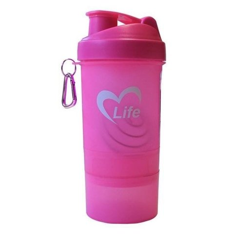 Coqueteleira Colours - Mlife - 600ml na internet