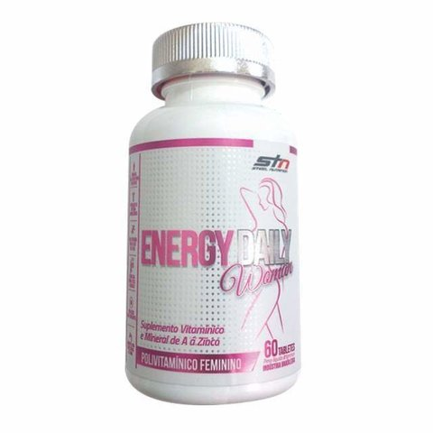 Energy Daily - Steel Nutrition na internet