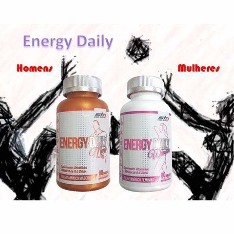 energia - multivitaminico - vitamina - energy daily