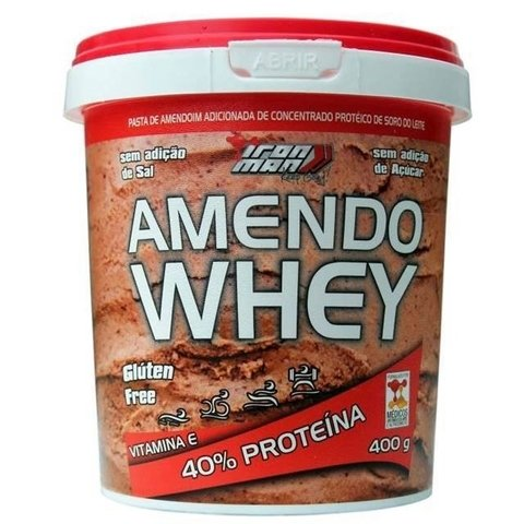 Amendo Whey - New Millen - 400g