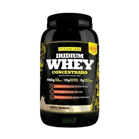 Iridium Whey Concentrado - Iridium Labs - 900g na internet