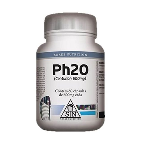 Ph 20 - Power Supplements - 60 cápsulas