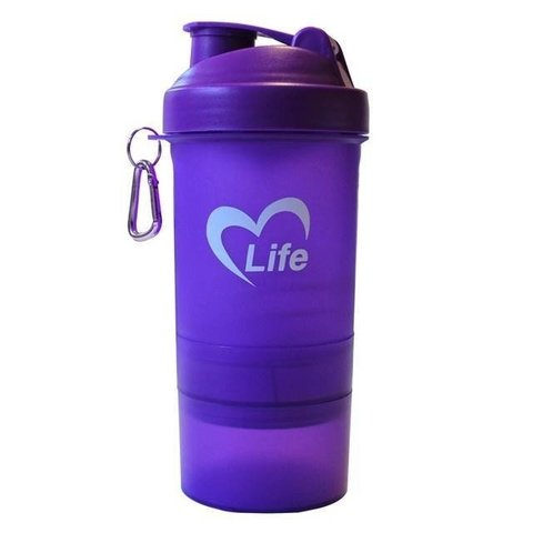 Coqueteleira Colours - Mlife - 600ml