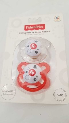 chupetes fisher price en internet