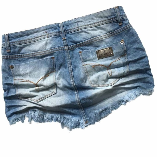 SAIA JEANS DESTROYED DE BICO DEGRANT