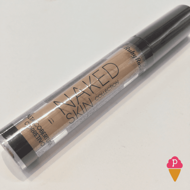 Corretivo Naked Skin Collection Ruby Rose HB-8080