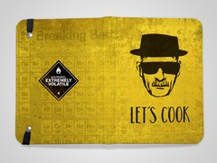 Caderno de Receitas Breaking Bad na internet