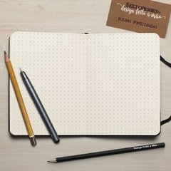 Sketchbook Personalizado Dia do Professor - comprar online