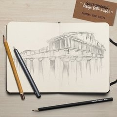 Sketchbook All you need is Travel - comprar online