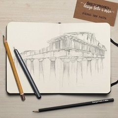 Sketchbook New York - loja online