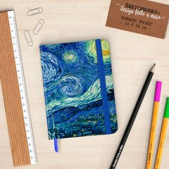 Sketchbook Van Gogh na internet