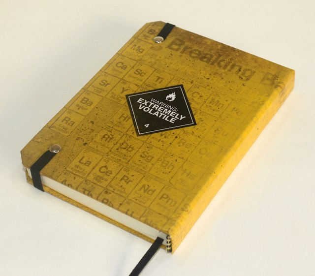 Sketchbook Breaking Bad - comprar online