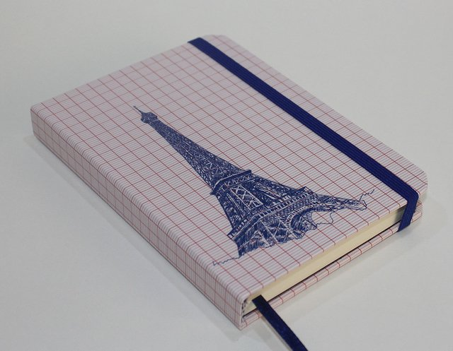 Sketchbook Eiffel
